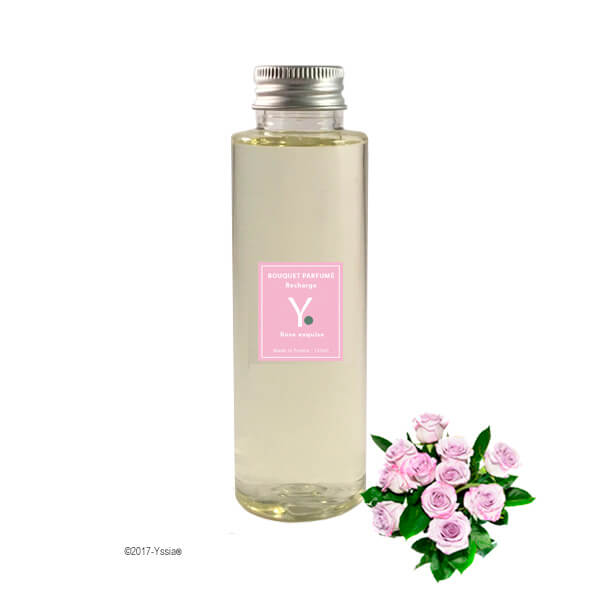 Recharge_bouquet_parfumé_Rose_exquise_Yssia